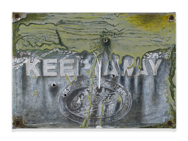 , 'Keep Away,' 2019, Anna Zorina Gallery