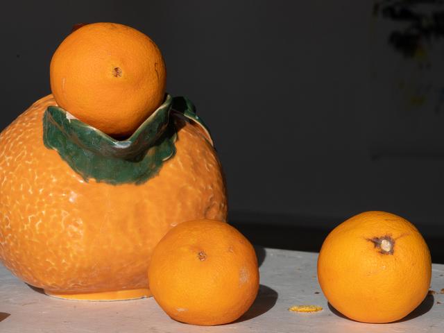 , 'Appelsiner 2,' 2018, Andersen's