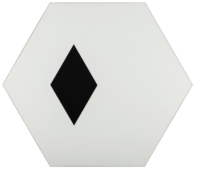 , 'H 7,' 1985, Simões de Assis Galeria de Arte