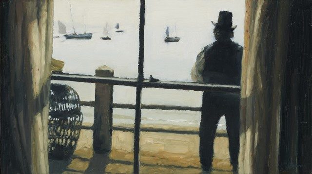 , 'Sea,' 2016, Paul Thiebaud Gallery