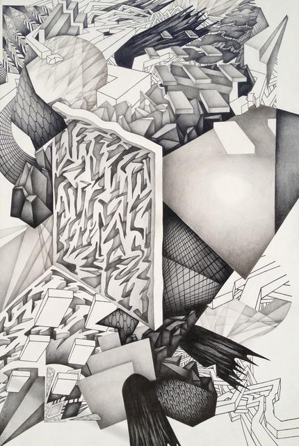 , 'Landscape Cache II,' 2013, Moskowitz Bayse