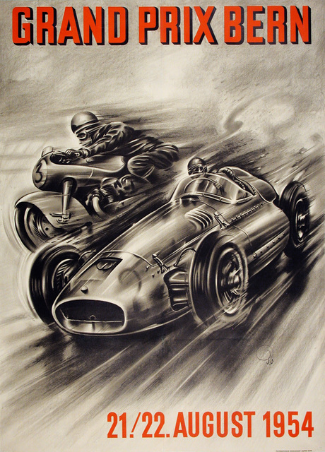 , 'Grand Prix Bern 1954,' 1954, Omnibus Gallery