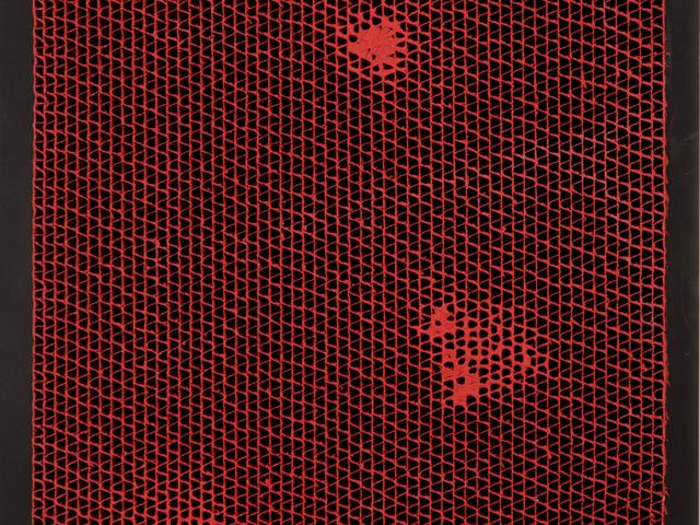 , 'Alveoles R-197,' 1990, De Buck Gallery