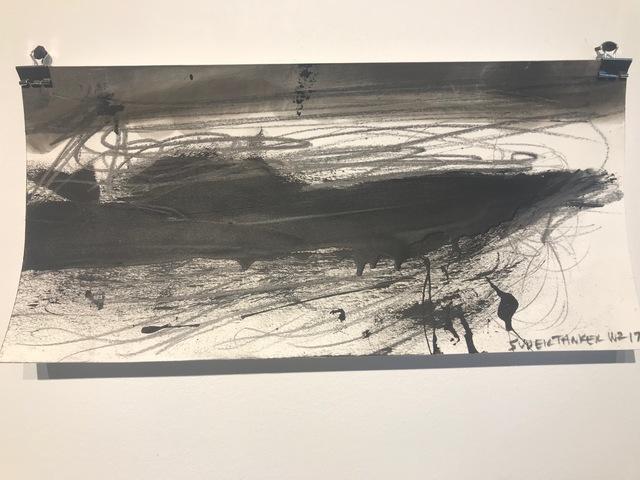 , 'supertanker,' 2018, galerie 103