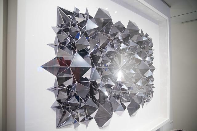 , 'Ara 117 Gunmetal,' 2016, Thomas Riley Studio