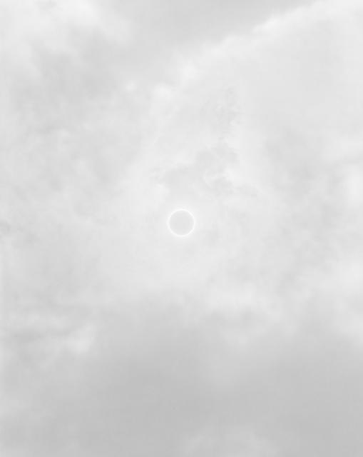 , 'False Eclipse,' 2017, Gallery Luisotti