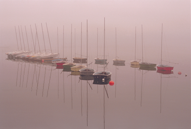 , 'Race Cancelled Due to Fog,' 1985, Untitled 2.0