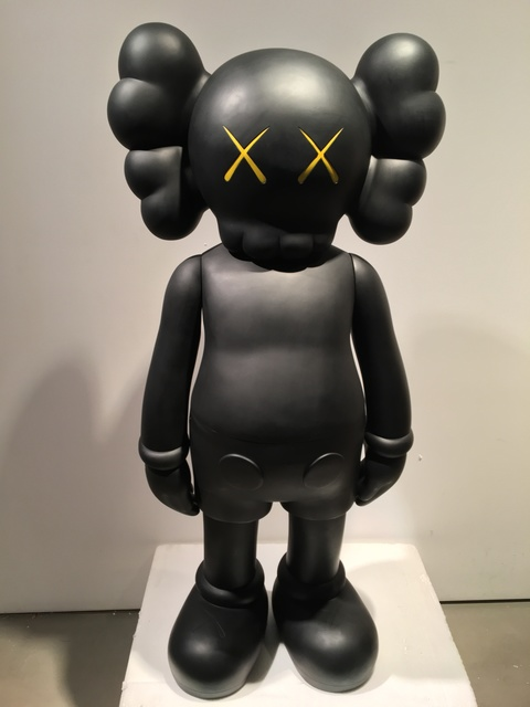 KAWS, 'Solid Black Companion', 2007, Carmichael Gallery