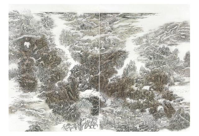 , 'Landscape,' 2013, Hanart TZ Gallery