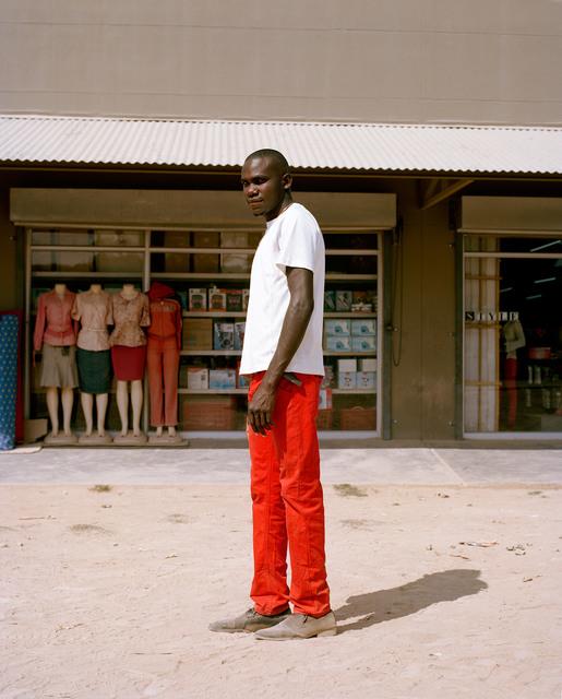 Francois Visser, 'Replica, Namibia', 2015, Photography, Archival pigment print (unframed), THK Gallery