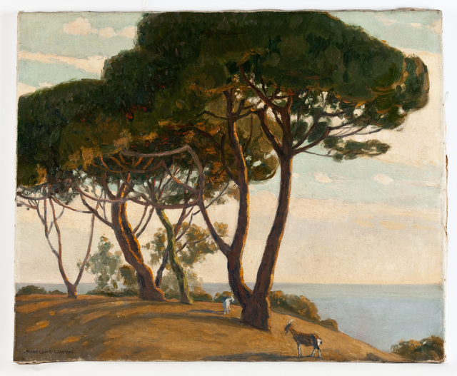 , 'Goats by the Sea,' , Susan Calloway Fine Arts
