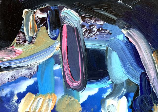 Raychael Stine, 'Mountain Jammer', 2018, Richard Levy Gallery
