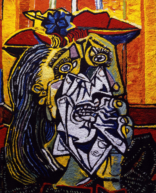 , 'Weeping Woman, After Picasso,' 2007, Edwynn Houk Gallery