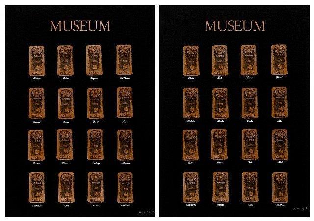 , 'Museum-Museum,' 1972, Richard Saltoun