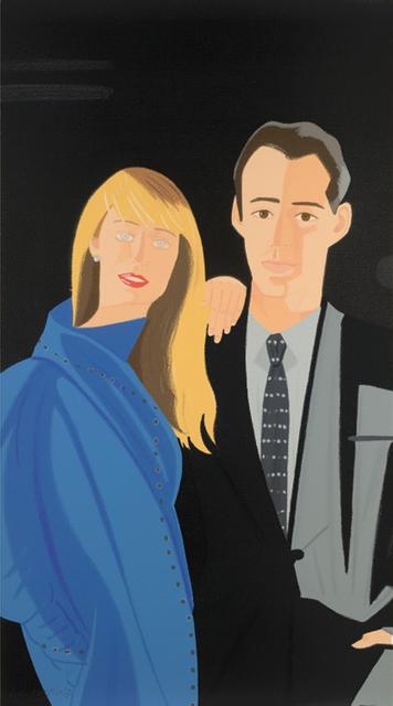 Alex Katz, 'Pas de Deux I', 1995, michael lisi / contemporary art