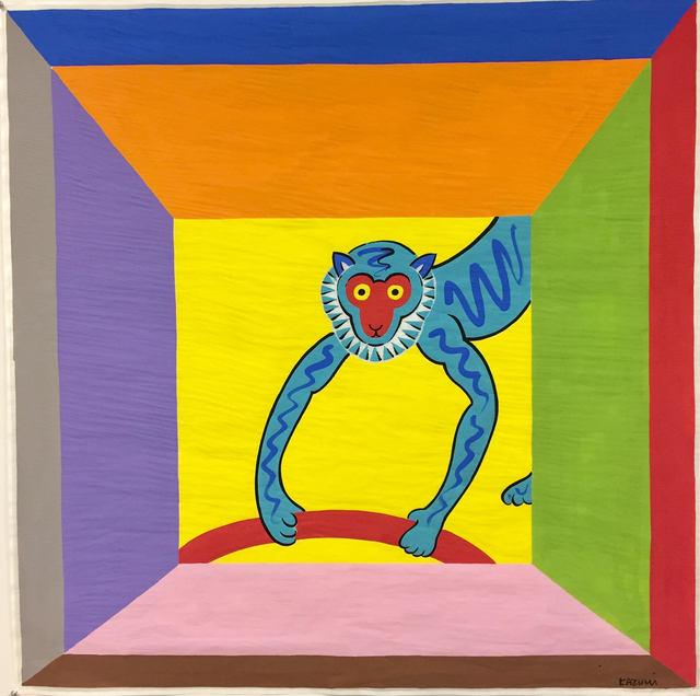 , 'Menagerie 2,' 2017, Cheryl Hazan Gallery