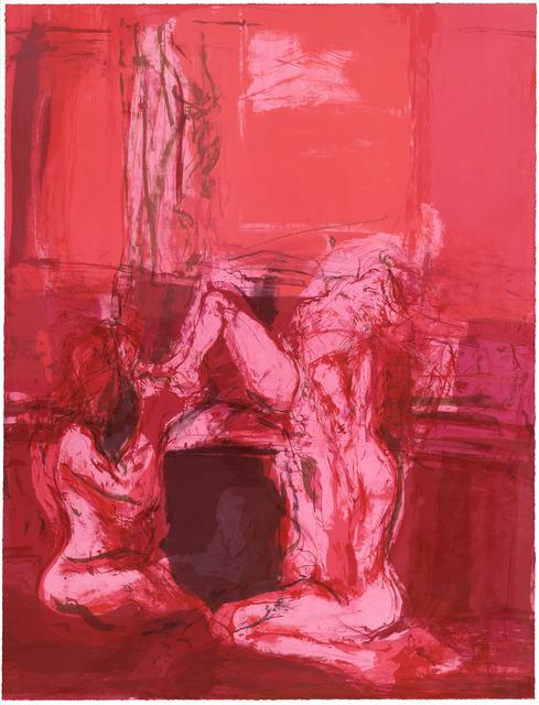 , 'Footsie,' 2000, Universal Limited Art Editions