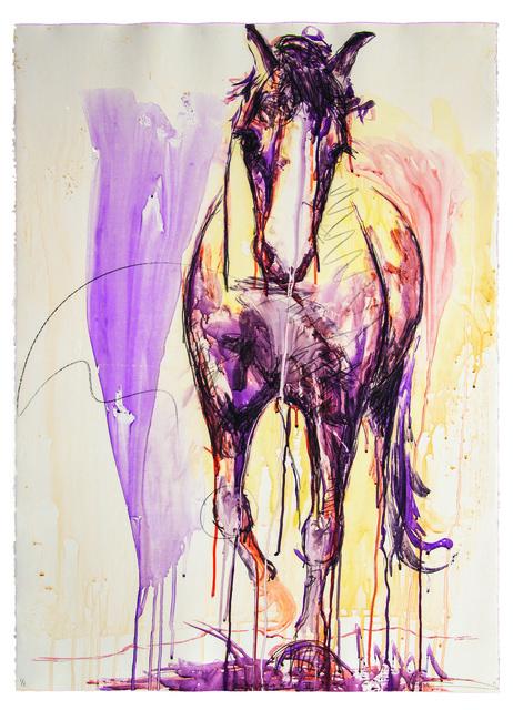 , 'In the spirit of it II,' 2017, Opulent Living Gallery