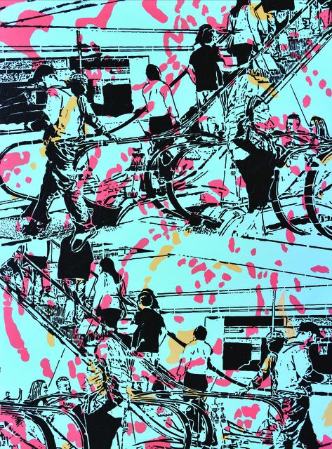 , 'Trajectory,' 2011, Walter Wickiser Gallery