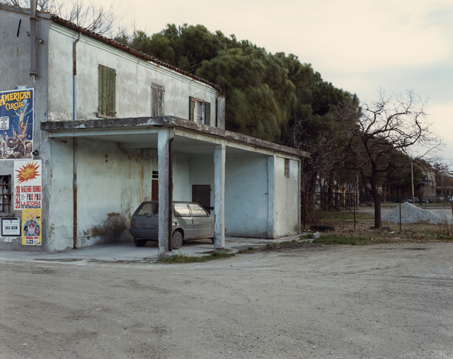 , 'Cesena, 1987,' 1987, Large Glass