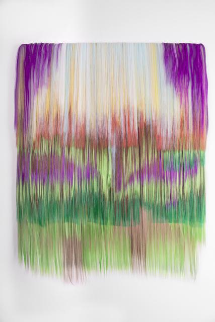 Hiva Alizadeh, 'UNTITLED #14 (Nomad Chants)  ', 2019, The Flat - Massimo Carasi