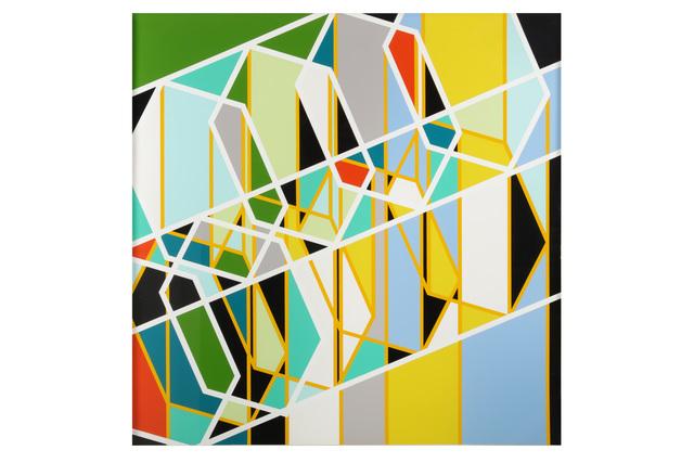 Sarah Morris, 'Robert Towne', 2006, Chiswick Auctions