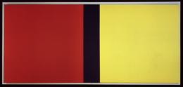 Barnett Newman, 'Who's Afraid of Red, Yellow, and Blue IV', 1969-1970, Art Resource