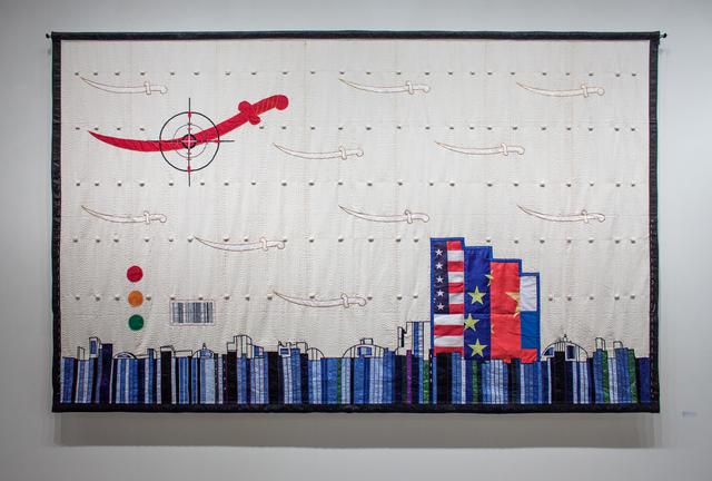 , 'Nécrologie Annoncée d'un Fanatisme Religieux,' 2014, Primo Marella Gallery