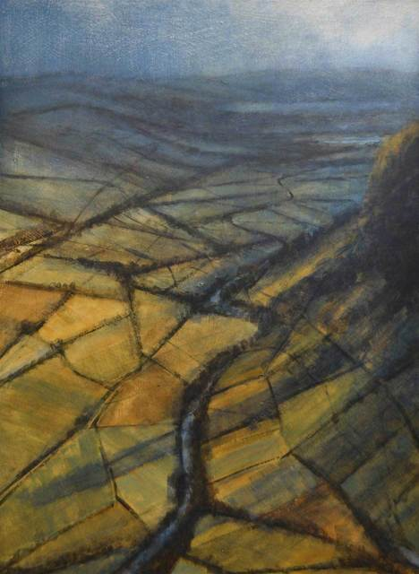 , 'On A Lakeland Hill,' , Mall Galleries