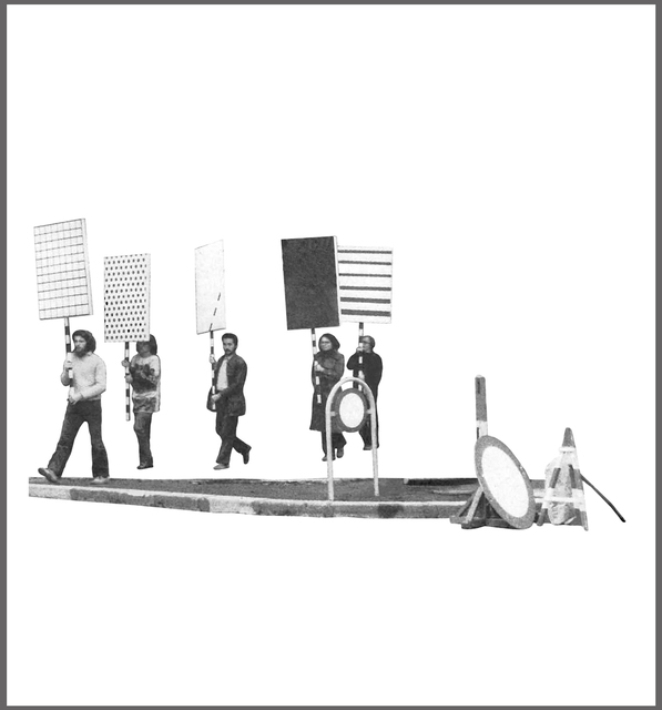, 'Outside the Role,' 2012, Structura Gallery