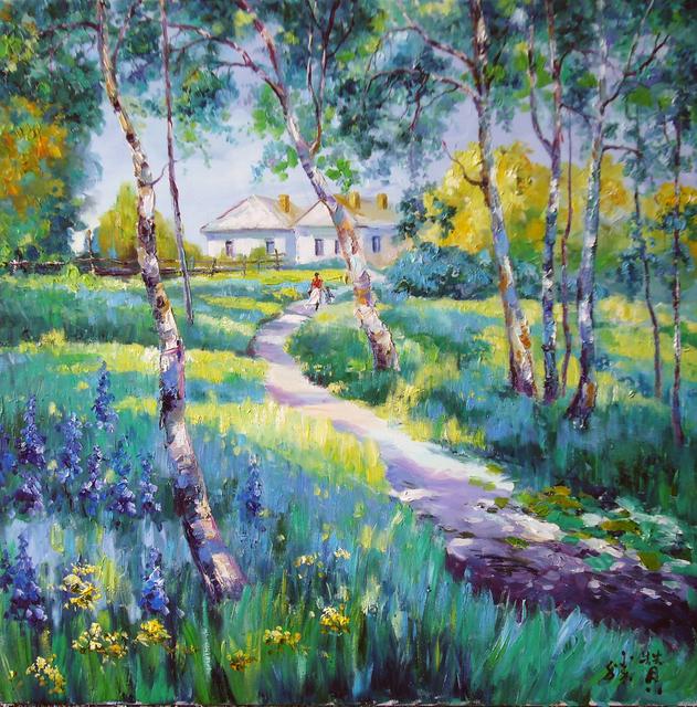 , 'Spring in Estonia,' 2009, A-Art Shengzan Gallery