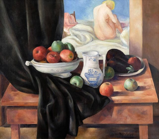 , 'Still Life w/Fruit,' unknown, Addison Rowe Gallery