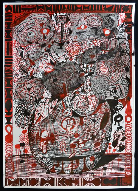 , 'Vase,' 2016, Marie Kirkegaard Gallery