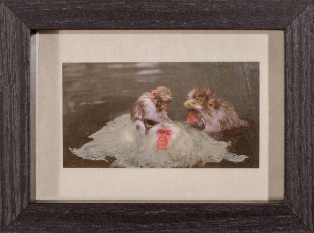 , 'Melting Monkey,' 2017, Micheko Galerie