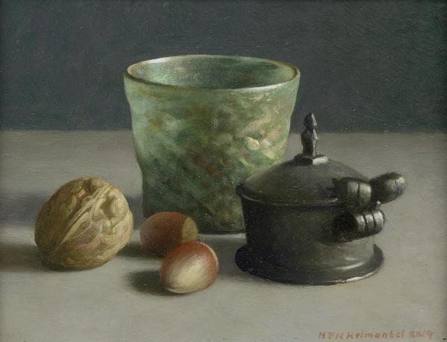 , 'Walnuts and hazelnuts,' 2014, Artvera's Art Gallery