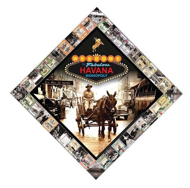 , 'Havana Monopoly,' 2013, Robert Mann Gallery