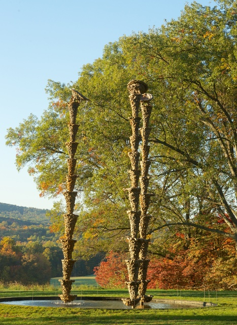 , 'Bounty; Amber Waves; Fruited Plane,' 2014, Storm King Art Center