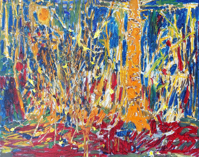 , 'Hard knocks,' 2015, CFA Gallery