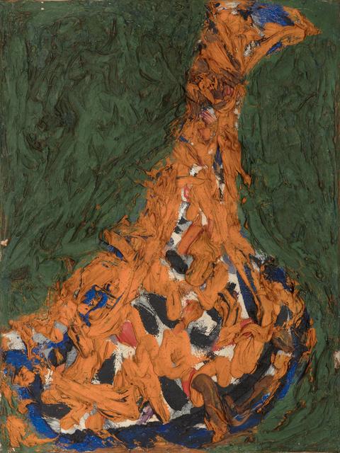 , '[Untitled (Bird)],' ca. 1951, Paul Kasmin Gallery
