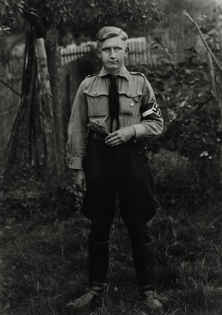 , 'Member of the Hitler Youth, c. 1941,' , Galerie Julian Sander
