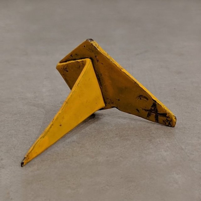 attributed to Alexander Calder, 'Untitled (base from a standing mobile)', circa 1950, Capsule Gallery Auction