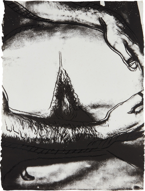 Andy Warhol, 'Sex Parts: one plate', 1978, Phillips