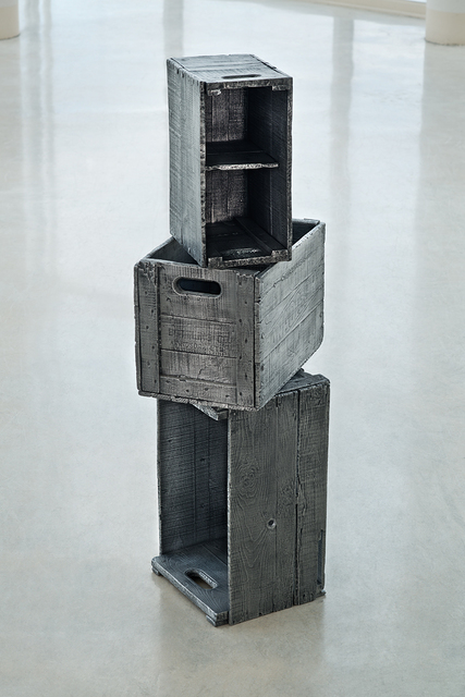 , 'Wooden Crates,' 2012, Art Mûr