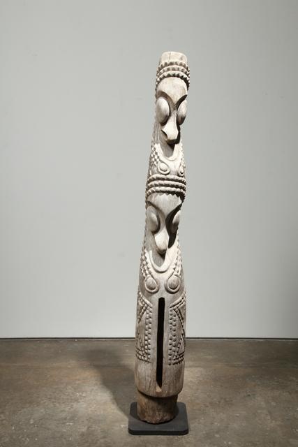 , 'Ni-Vanuatu Double Headed Slit Gong Drum,' 20, Bill Lowe Gallery