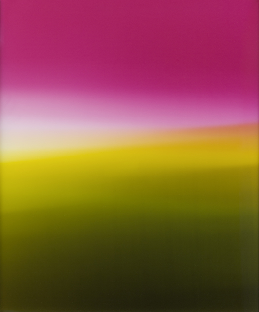 , '# 5 (Degradé),' 2001, Galerie nächst St. Stephan Rosemarie Schwarzwälder