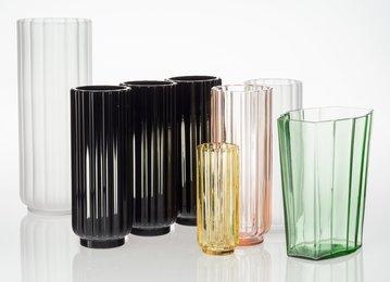 Eight Vases