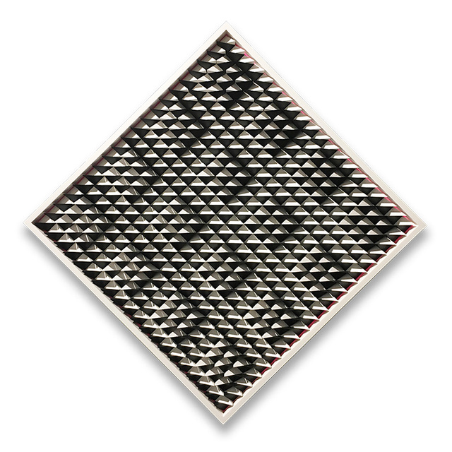 , 'Untitled (black&white),' 2017, CORDESA