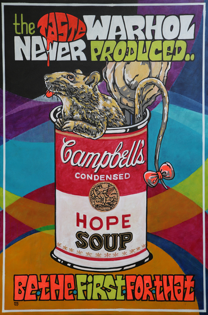 """, '""""Hope Soup!"""",' 2018, Intersections Gallery Myanmar & Singapore"""