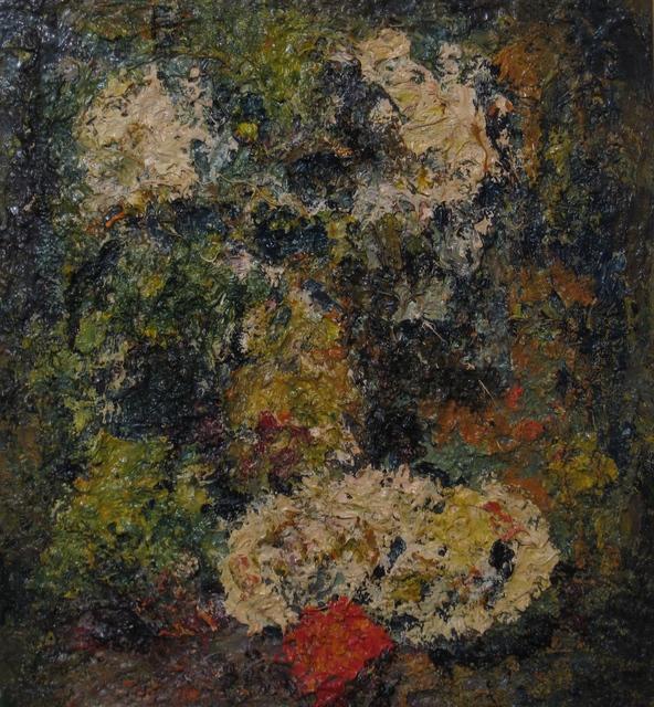 Aron Froimovich Bukh, 'Colours and flowers', ca. 1995, Surikov Foundation