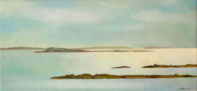 , 'Shag Ledges, Islands,' 2015, Gallery NAGA